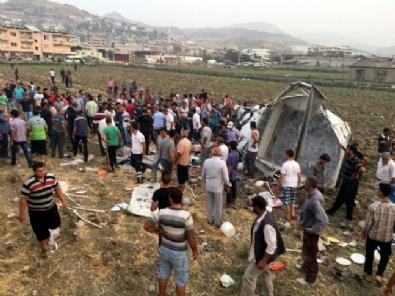 Hatay'da Korkunç Kaza