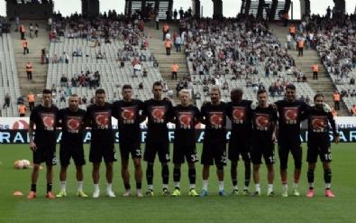 Beşiktaş - Medipol Başakşehir Maçından En Güzel Fotoğraflar