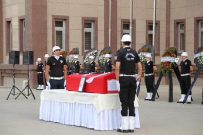 ALI ÖZTÜRK - Şehit Polisimizin Acısı Yürekleri Dağladı
