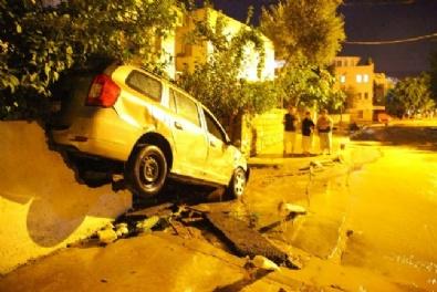 Bodrum'da Sel Felaketi