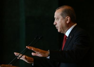 Cumhurbaşkanı Recep Tayyip Erdoğan Büyükelçilere Konuştu