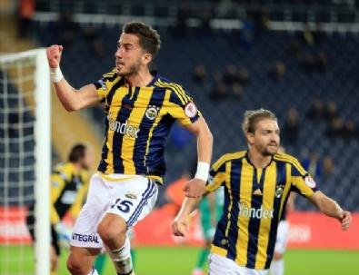 Fenerbahçe - Giresunspor Karşılaşmasından En Güzel Fotoğraflar