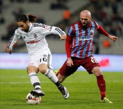 OLIMPIYAT - Beşiktaş - 1461 Trabzon Maçından En Güzel Fotoğraflar
