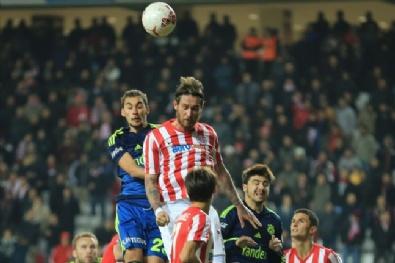Antalyaspor-Fenerbahçe Ziraat Türkiye Kupası