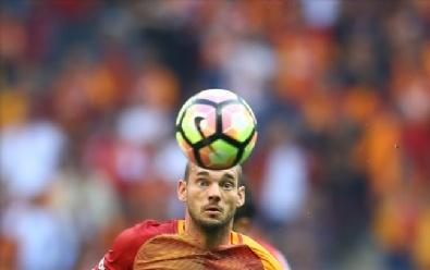 Galatasaray - Antalyaspor Karşılaşmasından En Güzel Fotoğraflar