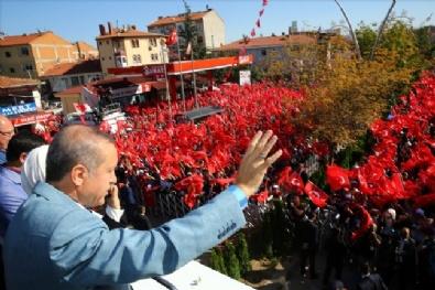 Cumhurbaşkanı Erdoğan Kazan'da Vatandaşlara Hitap Etti