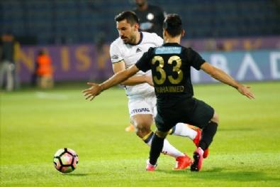 OSMANLISPOR - Fotoğraflarla Osmanlıspor - Fenerbahçe Karşılaşması