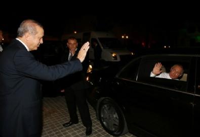 VLADIMIR PUTIN - Erdoğan Putini Böyle Uğurladı