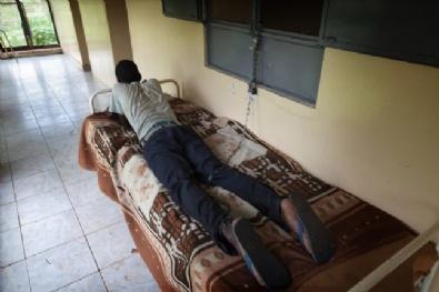 Güney Sudan'da akıl hastanesi