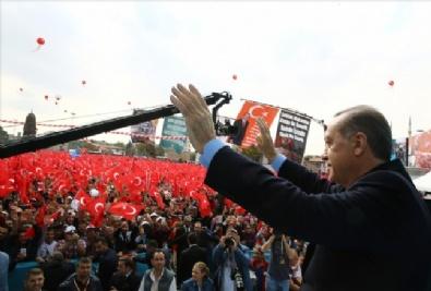 Cumhurbaşkanı Recep Tayyip Erdoğan Konya'da