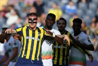 Fotoğraflarla Fenerbahçe - Alanyaspor Karşılaşması