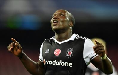 BENFICA - Napoli - Beşiktaş Maçından En Güzel Kareler