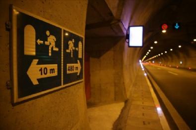 Türkiye'nin En Uzun Otoyol Tünelini İnşa Ettiler