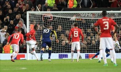 MANCHESTER - M.United - F.Bahçe maçından en güzel kareler