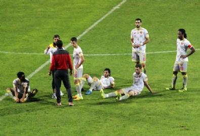 Göztepe - Eskişehirspor Maçından Kareler