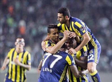 Atiker Konyaspor - Fenerbahçe Karşılaşmasından En Güzel Fotoğraflar