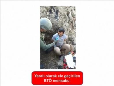 TÜRK SILAHLı KUVVETLERI - Şırnakta PKK'ya Ağır Darbe