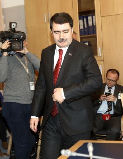 İstanbul Valisi Meclis Araştırma Komisyonuna Bilgi Verdi