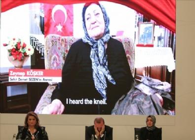 15 Temmuz Belgeseli, Erdoğanı Ağlattı