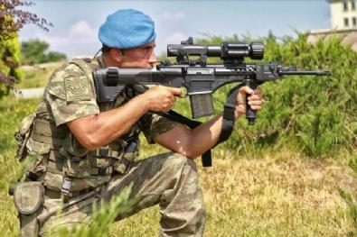 İSMAİL DEMİR - Mehmetçik'in Yeni Tüfeği Dakikada 700 Mermi Atıyor