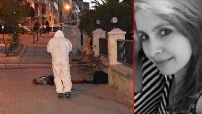 Boşandığı eşini sokakta öldürüp intihar etti