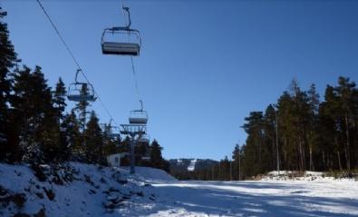 Kış turizmi merkezlerinden Sarıkamış sezona hazır