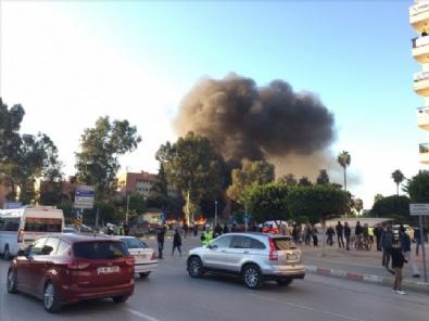 Adana'daki Patlamadan İlk Fotoğraflar