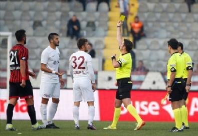 Gençlerbirliği: 0 - Trabzonspor: 0 27.11.2016