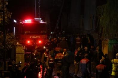 Adanada Kız Öğrenci Yurdunda Yangın: 12 Ölü