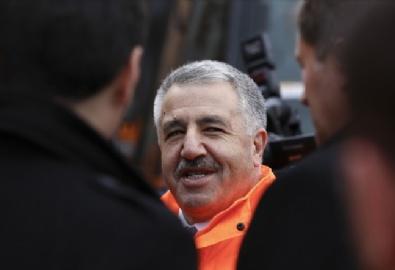 Bakan Arslan: Kış ve karla mücadeleye hazırız