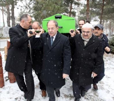 SAĞLıK BAKANı - Sağlık Bakanı Akdağ'ın Acı Günü