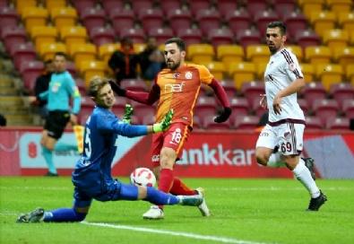 Galatasaray 1 - 1 Elazığspor 30.11.2016
