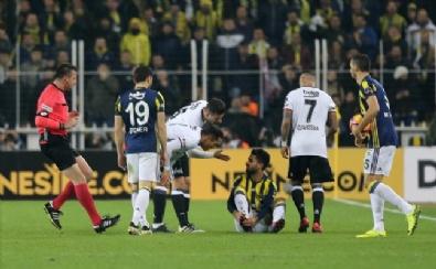 Fenerbahçe-Beşiktaş Maçında Galip Yok!