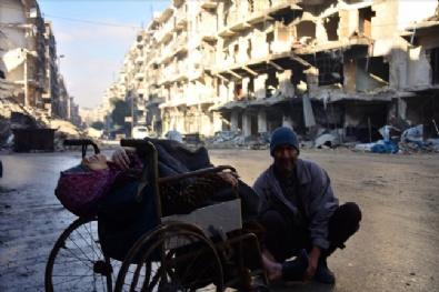 Suriyeli Annenin Can Yakan Fotoğrafları