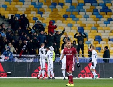 D.Kiev: 6 Beşiktaş: 0