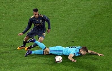 Feyenoord - Fenerbahçe Karşılaşmasından En Güzel Fotoğraflar
