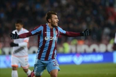 Trabzonspor - Adanaspor Maçından En Güzel Fotoğraflar