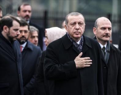 Cumhurbaşkanı Erdoğan Saldırı Noktasını İnceledi