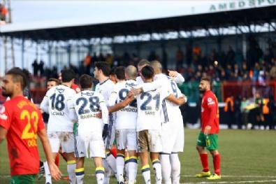 AMED - Fenerbahçe - Amed  Sportif Karşılaşmasından En Güzel Fotoğraflar