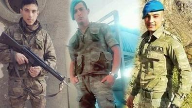 BOMBALI SALDIRI - Hain saldırıya uğrayan askerler Hakkâri 'den yeni dönmüşlerdi