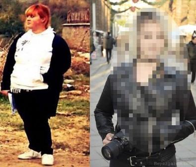 GENÇ KIZ - Obeziteden kurtuldu kendi işini kurdu