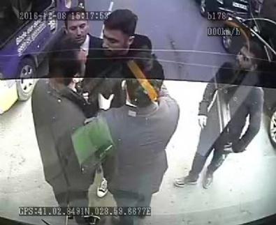 Milli Futbolcu Burak Yılmaz, Otobüs Şoförü İle Böyle Kavga Etti
