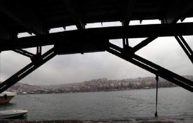 BÜYÜKŞEHİR BELEDİYESİ - Tarihi Galata Köprüsü Kaldırıldı