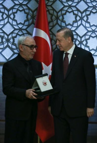 Kültür Sanat Ödülleri Sahiplerini Buldu