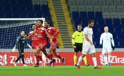 TUZLASPOR - Galatasaray-Tuzlaspor