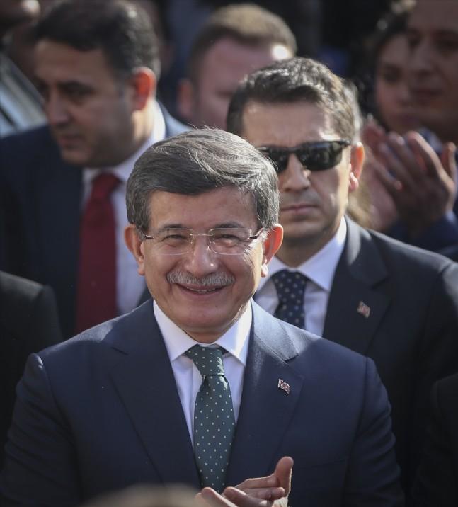terorle mucadele - Başbakan Davutoğlu, Mardin'de