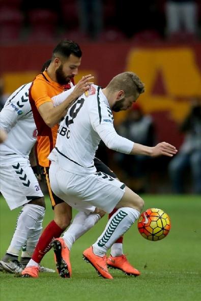 Galatasaray- Torku Konyaspor (06.02.2016)