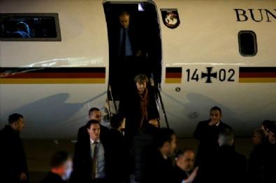 Merkel Türkiyeye Geldi