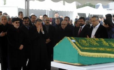 Abdullah Gül'ün Kayınpederi Son Yolculuğuna Uğurlandı