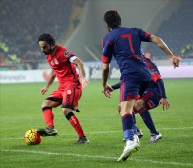 Mersin İdman Yurdu – Galatasaray Maçından Kareler